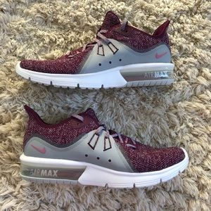 Nike air max sequent 3 'Bordeaux'